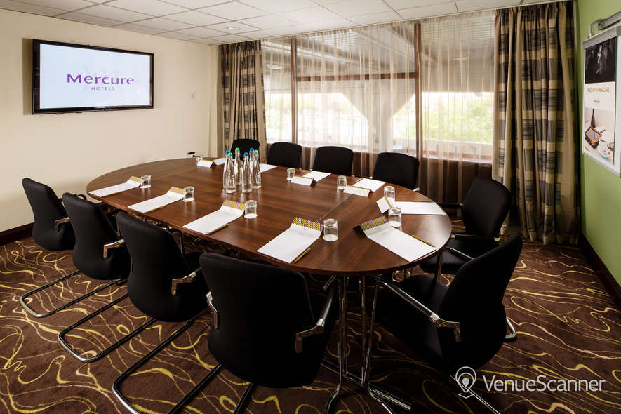 Hire Mercure Manchester Piccadilly The Boardroom
