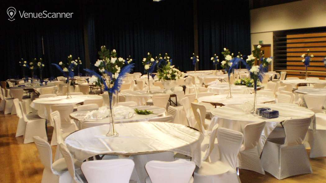 Hire Haverstock School Assembly Hall 8