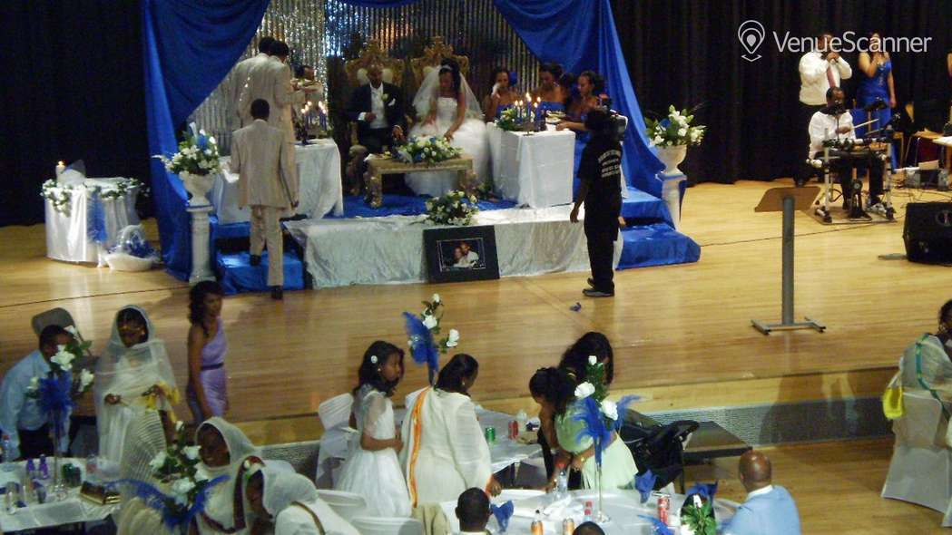 Hire Haverstock School Assembly Hall 1