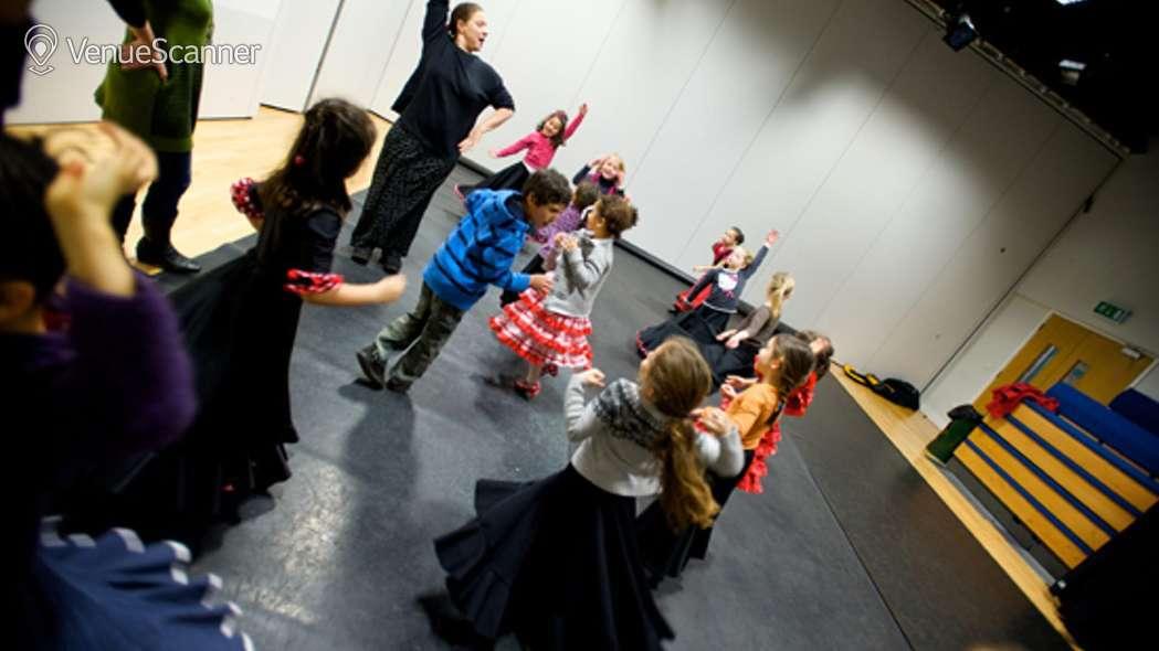Hire Haverstock School Drama Studio