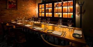 Lima Floral, Private Dining Room