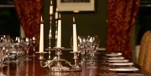 The Howard Hotel, Dining Room
