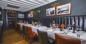 Christmas at Walkers of Whitehall, Private Dining Room