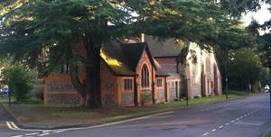 The Parish Church of St Anselm, The Parish Hall
