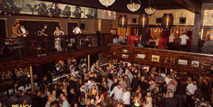Peaky Blinders Manchester, Full Venue Or 3 Private Areas