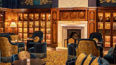 L'oscar, The Library