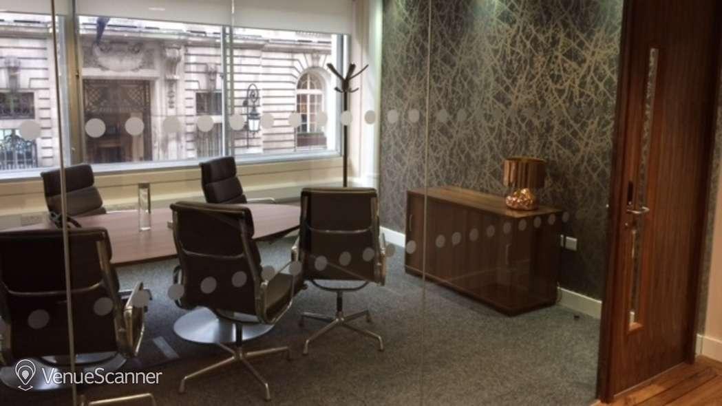 Hire I2 Office London St James Sq RAC