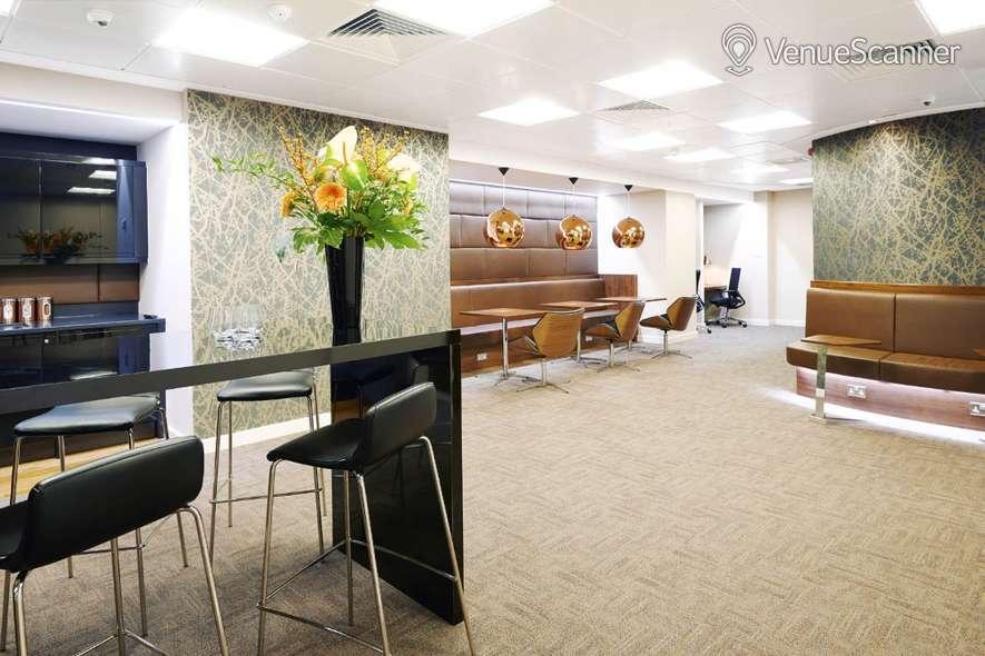 Hire I2 Office London St James Sq RAC 5