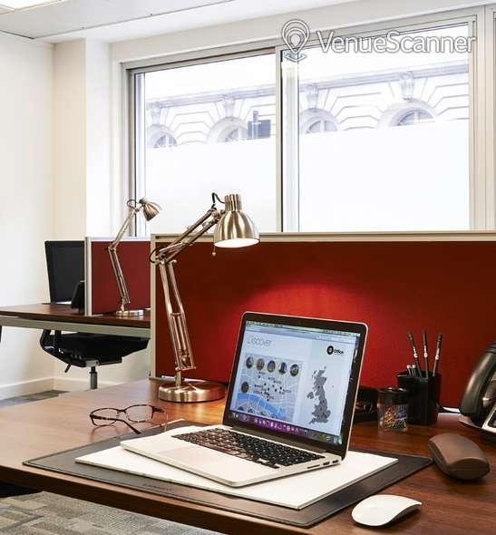 Hire I2 Office London St James Sq RAC 2
