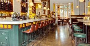 Ibérica Farringdon, Bar Area