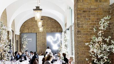 The Saatchi Gallery Bar & Brasserie, Private Dining Room