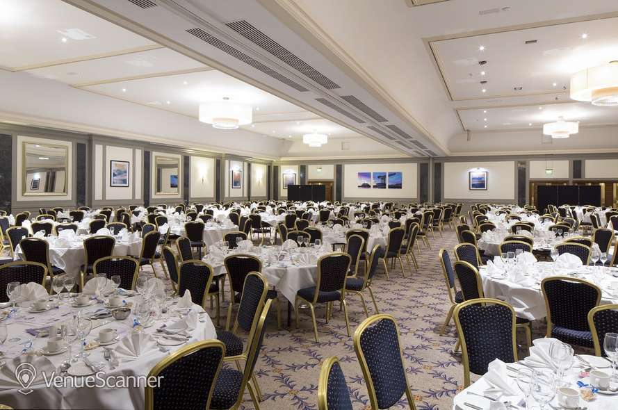 Hire Doubletree By Hilton Glasgow Central Grand Ballroom 4