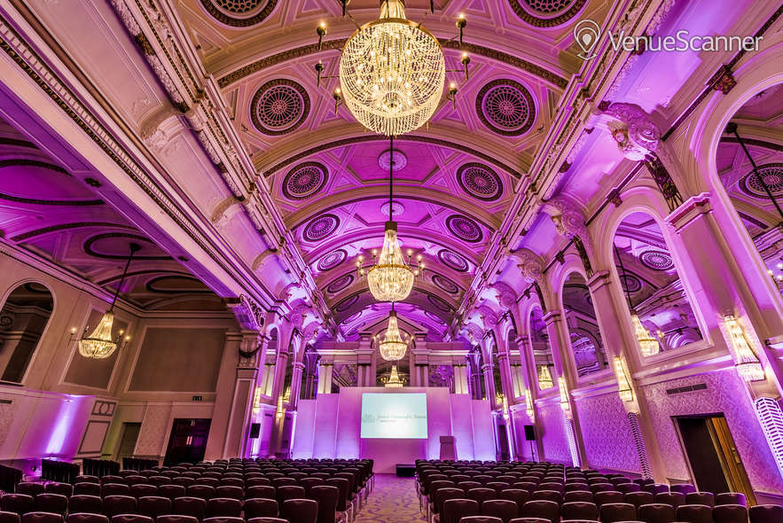 Hire Grand Connaught Rooms Grand Hall & Balmoral Suite 1