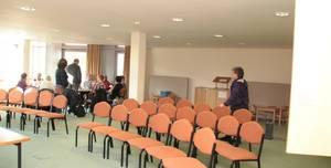Liverpool Quaker Meeting House, Institute Room