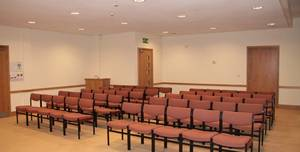 Liverpool Quaker Meeting House, Small Meeting Room