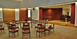 Liverpool Quaker Meeting House, Large Meeting Room