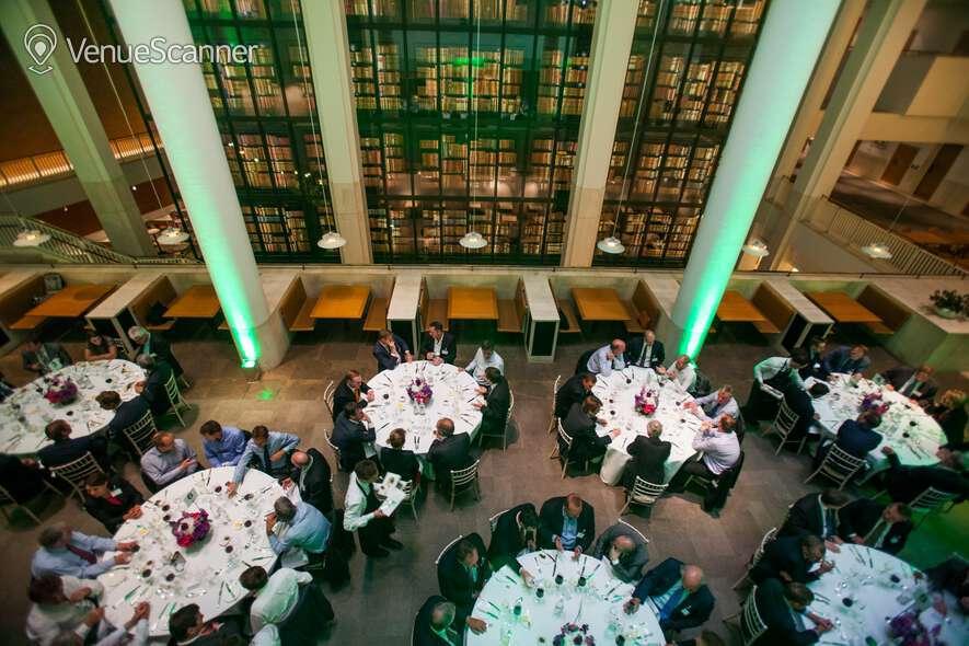 Hire British Library Conference Centre