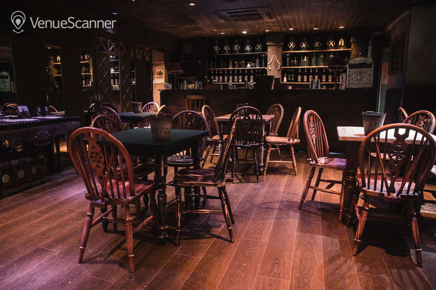 Hire Moonshine Saloon Exclusive Hire