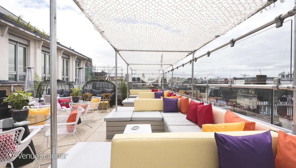 Hire Courthouse Hotel Soho Soho Sky Terrace