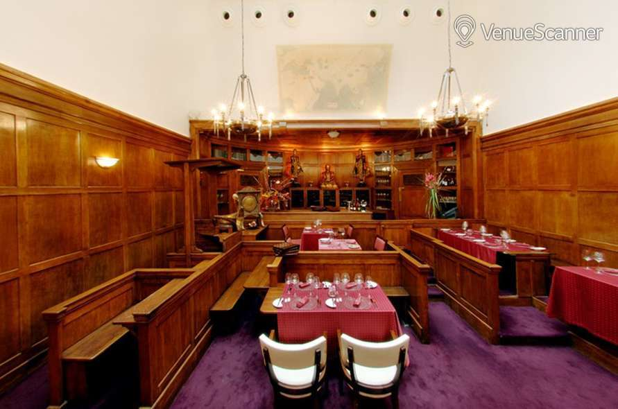 Hire Courthouse Hotel Soho The Silk Room 3