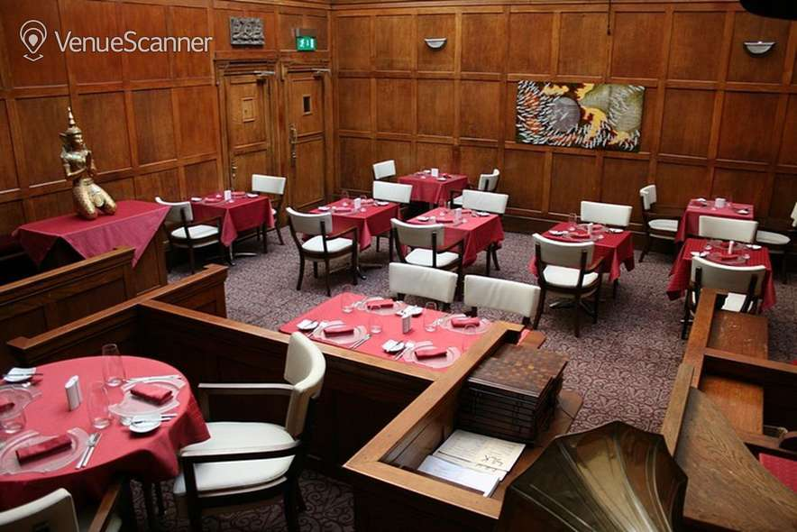 Hire Courthouse Hotel Soho The Silk Room 1