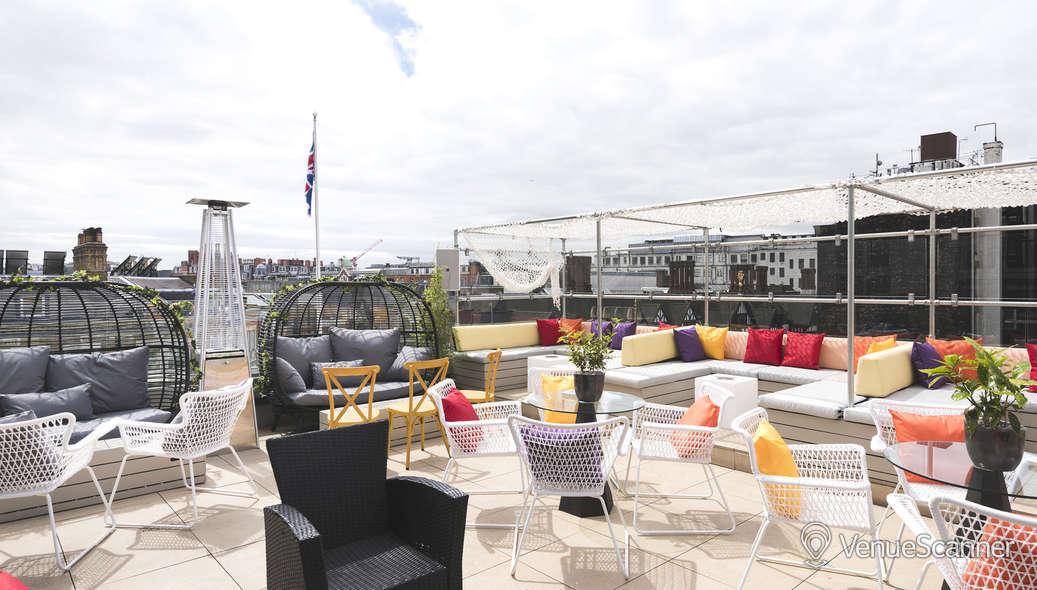 Hire Courthouse Hotel Soho Soho Sky Terrace 1