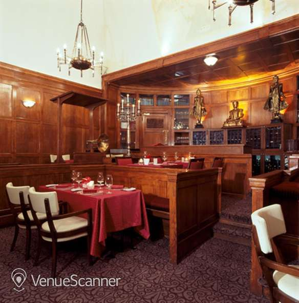 Hire Courthouse Hotel Soho The Silk Room 2