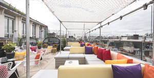 Courthouse Hotel Soho, Soho Sky Terrace