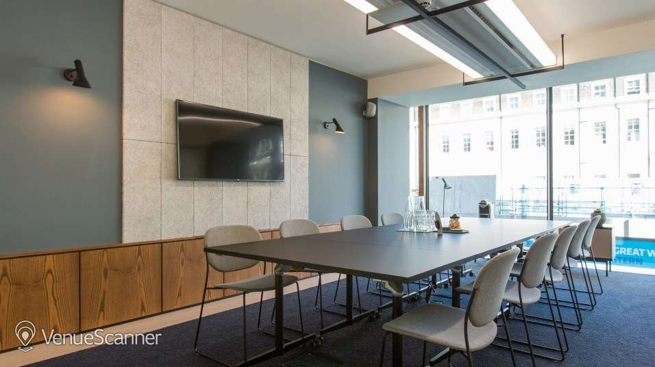 Hire The Office Group 20 Eastbourne Terrace Meeting Room 2