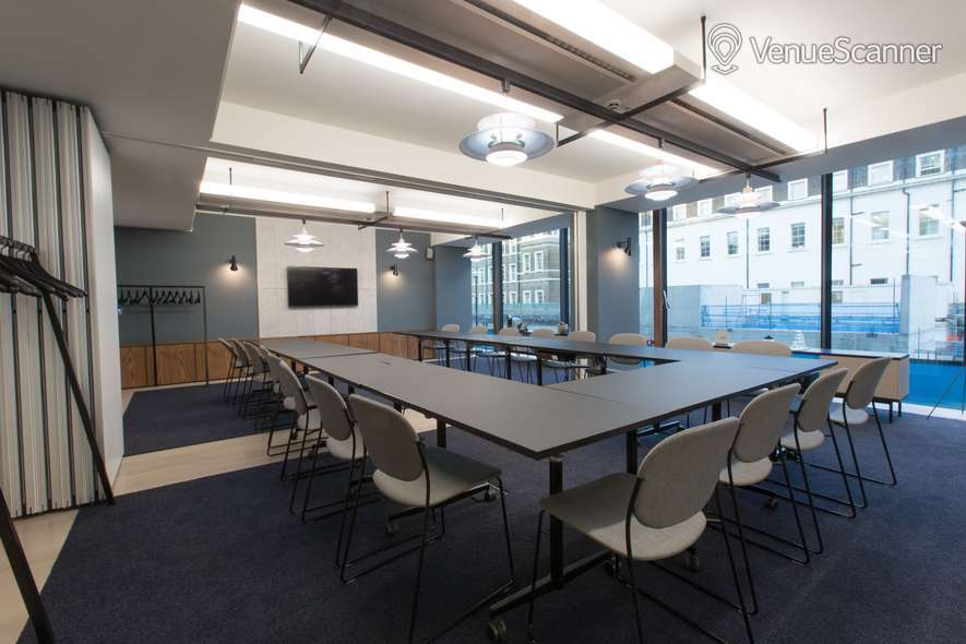 Hire The Office Group 20 Eastbourne Terrace Meeting Room 1 & 2 2