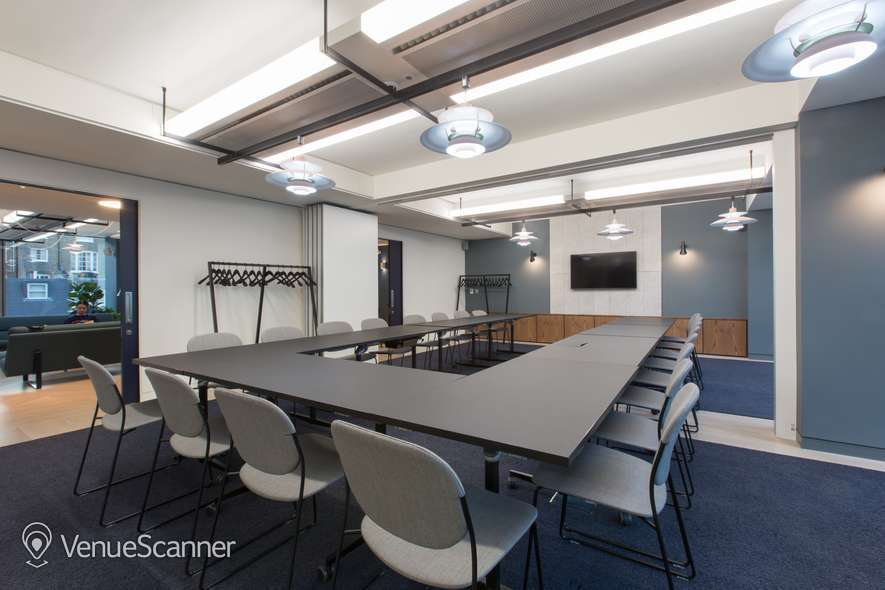 Hire The Office Group 20 Eastbourne Terrace Meeting Room 1 & 2 1