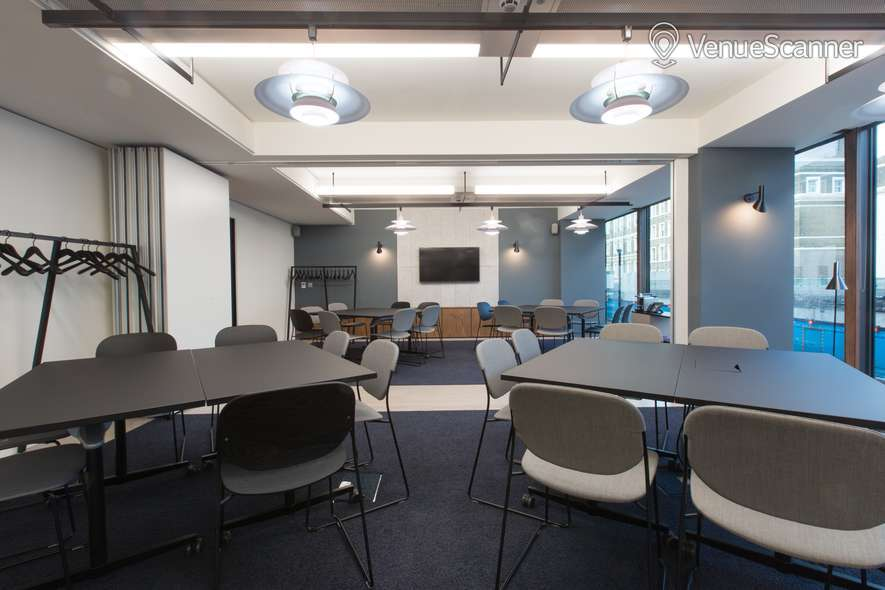 Hire The Office Group 20 Eastbourne Terrace Meeting Room 1 & 2 5