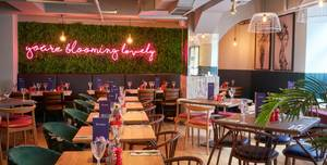 Eden Manchester, Restaurant