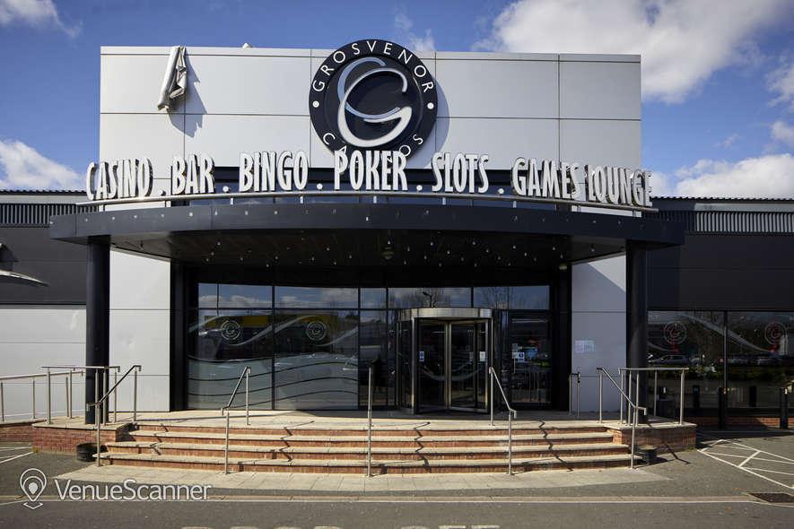 Hire Grosvenor Casino Reading South Show Bar 4