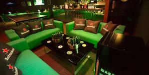 Amber, Heineken Lounge