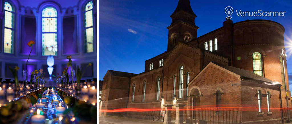 Hire Halle St Peters Exclusive Hire 2