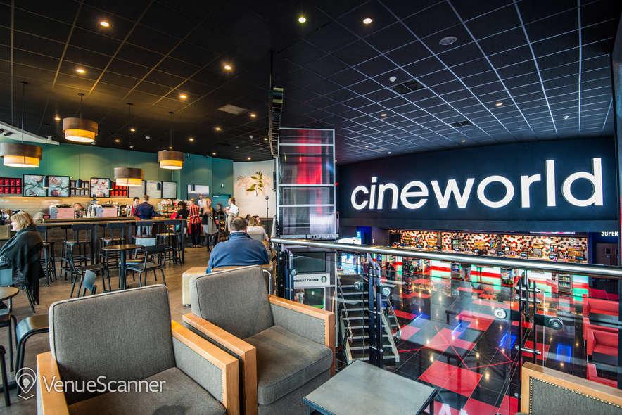 Hire Cineworld Northampton Screen 7 Venuescanner