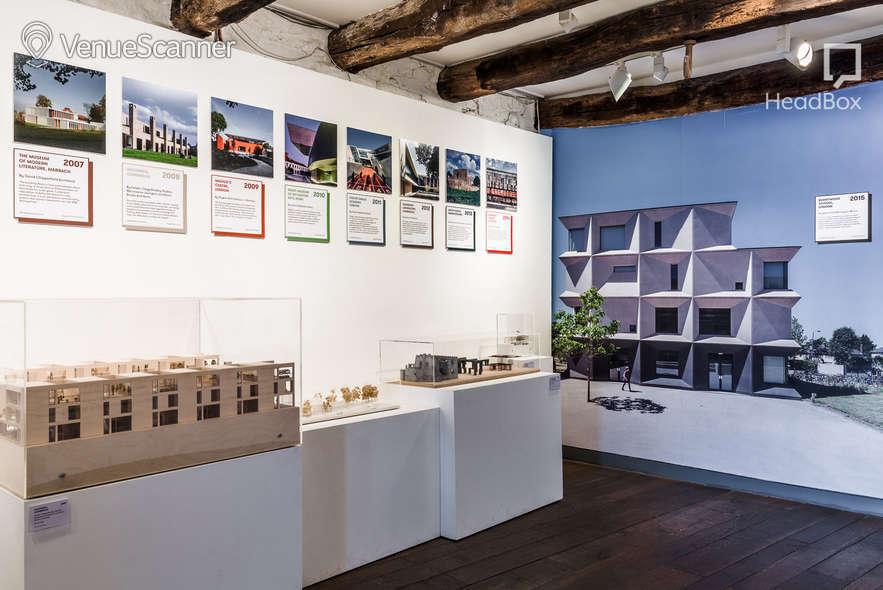 Hire Architecture Centre Exclusive Vene Hire 1