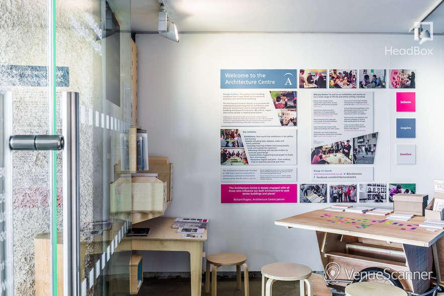Hire Architecture Centre Exclusive Vene Hire 10