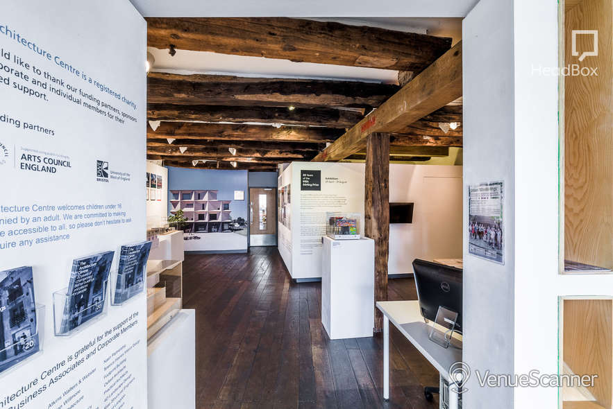 Hire Architecture Centre Exclusive Vene Hire 8