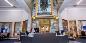 Shettleston Library, Shettleston Library