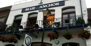 Blue Anchor, River Room
