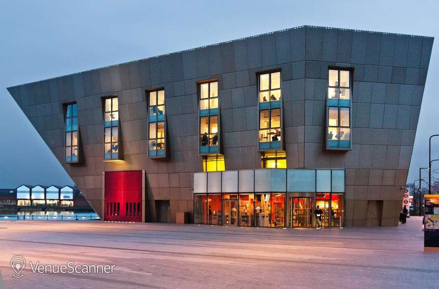 Hire Canada Water Theatre Meeting Rooms 5 And 6 2