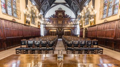 Honourable Society Of Lincoln's Inn, Old Hall