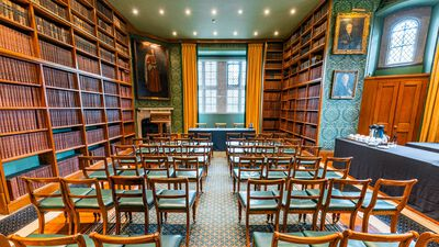 Honourable Society Of Lincoln's Inn, Old Court Room