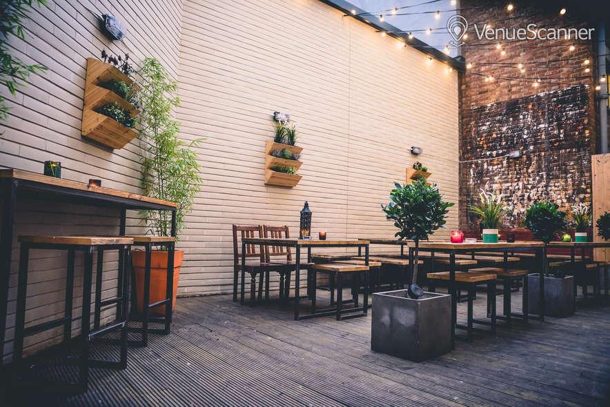 Hire Jerusalem Bar Kitchen Exclusive Hire