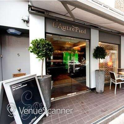 Hire L'Autre Pied Private Dining Room 4