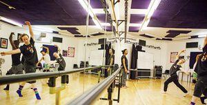 Ealing Hammersmith West London College, Dance Studio
