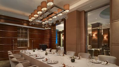 The Westbury Mayfair - A Luxury Collection Hotel, Aspen Room
