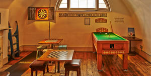 Parcel Yard, The Games Room